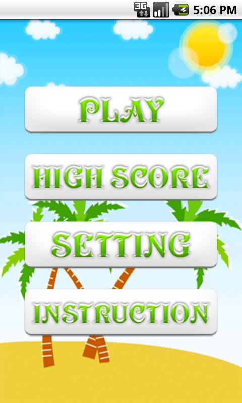 Kids Fruit Factory - screenshot