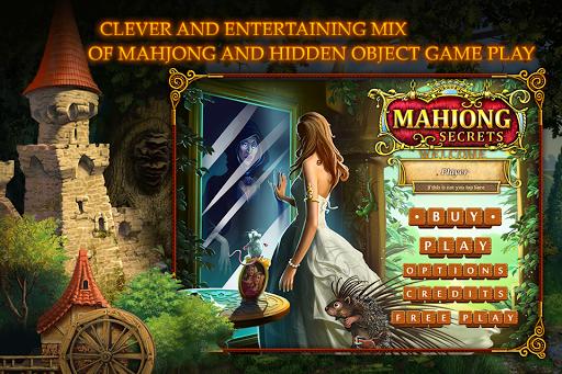 Mahjong Secrets HD Full