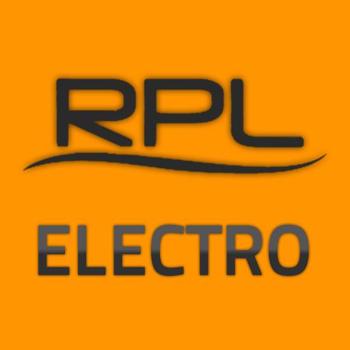 RPL ELECTRO LOGO-APP點子