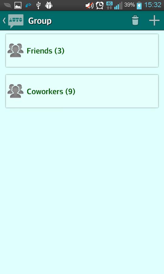 Auto SMS Lite(Autoresponder) - screenshot
