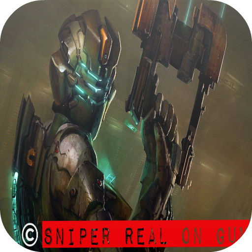 Sniper Real On Gun LOGO-APP點子
