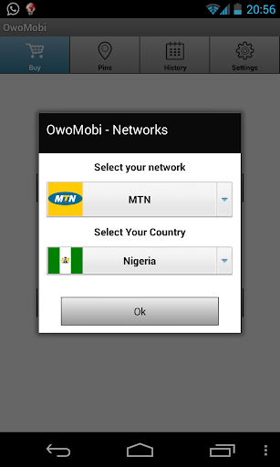 OwoMobi - Mobile Recharge