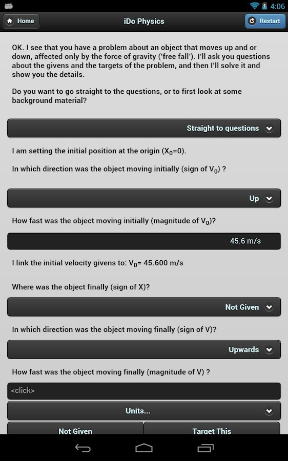 physics problem solver online Physics help is available through examples of solved physics problems, interactive quizzes, and tutorials our physics tutors provide expert physics homework help.