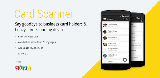 Card scanner apps on google play reheart Choice Image
