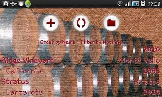 My Wine Donation- screenshot thumbnail