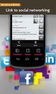 WorldCard Mobile Lite- screenshot thumbnail