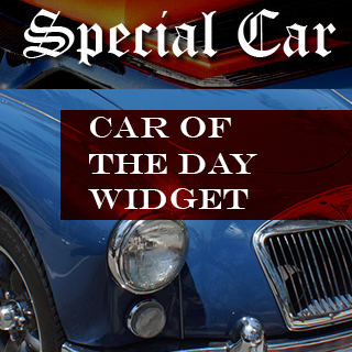 Special Car of the Day Widget- screenshot