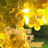 Grapes Are Sour