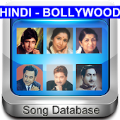 Hindi Bollywood Song Database