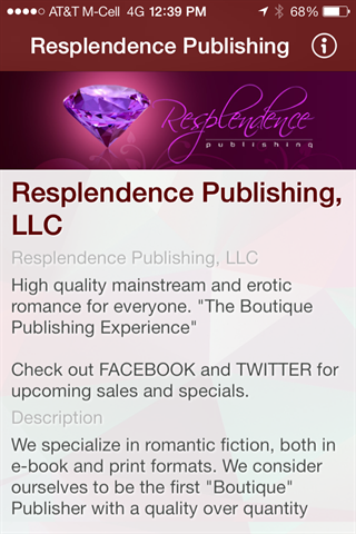 Resplendence Publishing LLC