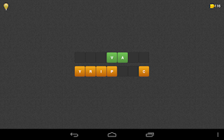 Screenshot of Jumble Box
