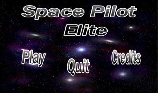 Space Pilot Elite