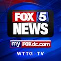 WTTG FOX 5 DC – myfoxdc.com logo