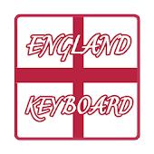 England Flag Go Keyboard