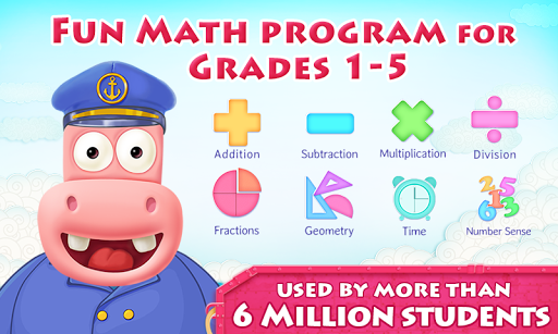 Splash Math - Grades 1 to 5