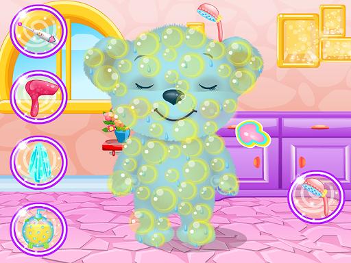 可愛的小熊溫泉沙龍