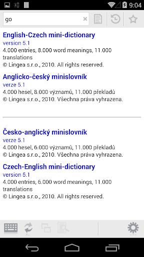 HandyLex 4 Czech