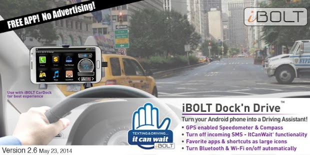 iBOLT Dock'n Drive