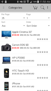 Opencart Mobile screenshot 3