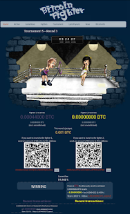 Bitcoin Fighter- screenshot thumbnail