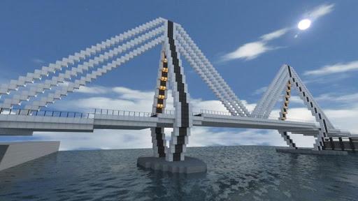 Bridges Ideas - Minecraft