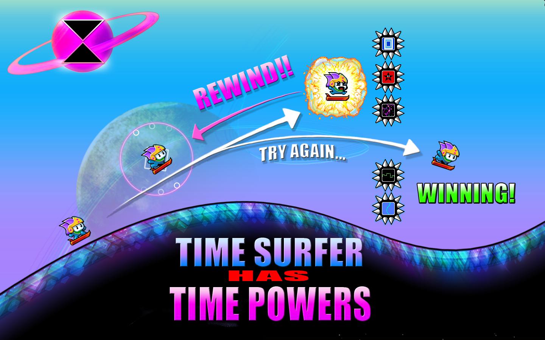 Time Surfer screenshot #7