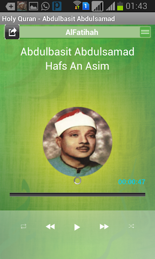 Abdulbasit Al Quran-Morattal