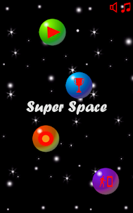 Super Space Game Free