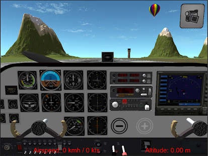 Flight Simulator Cezna 172 - screenshot thumbnail