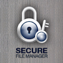 Secure File Manager logo