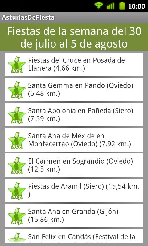 AsturiasDeFiesta- screenshot
