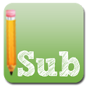 SubAssistant - sub job alerts icon