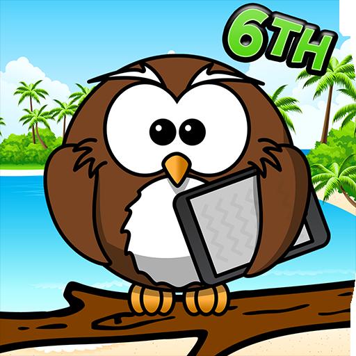 Sixth Grade Learning Games SE 教育 App LOGO-APP開箱王