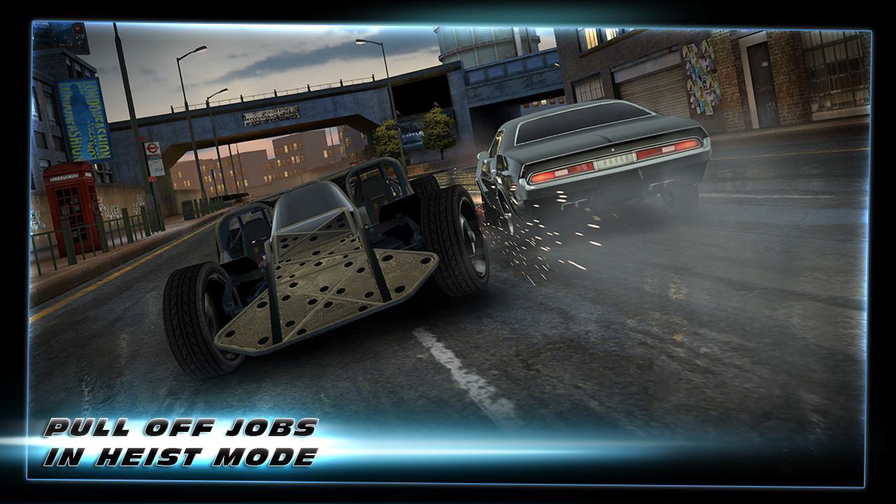 Fast & Furious 6: The Game screenshot #11