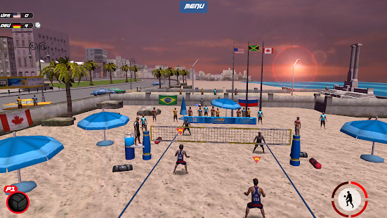 VTree Entertainment Volleyball- screenshot thumbnail