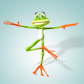 Dancing Frog Live Wallpaper