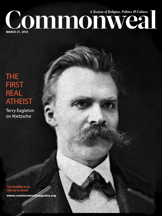 Commonweal Magazine- screenshot