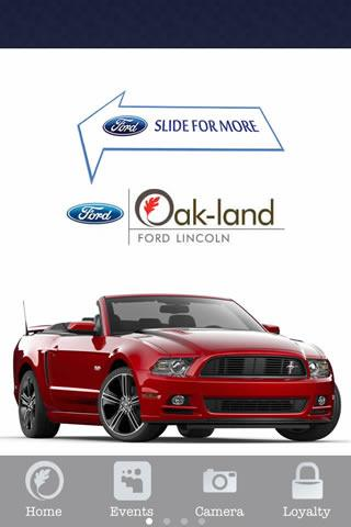 OAK-LAND FORD