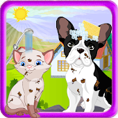 pet baby care girls games