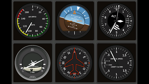 X Plane Steam Gauges Pro