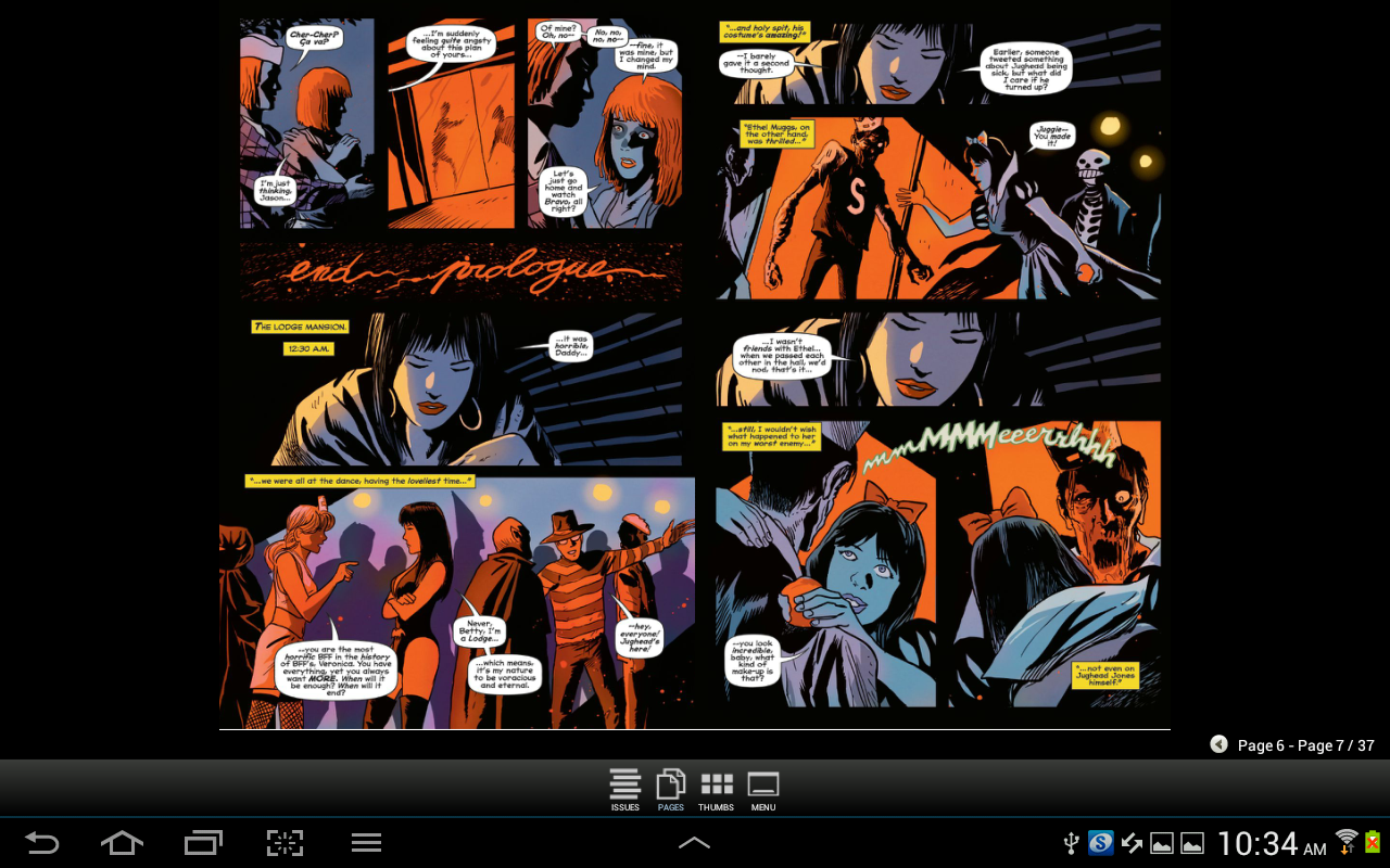 AFTERLIFE WITH ARCHIE - screenshot