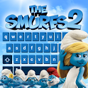 The Smurfs 2 Keyboard icon