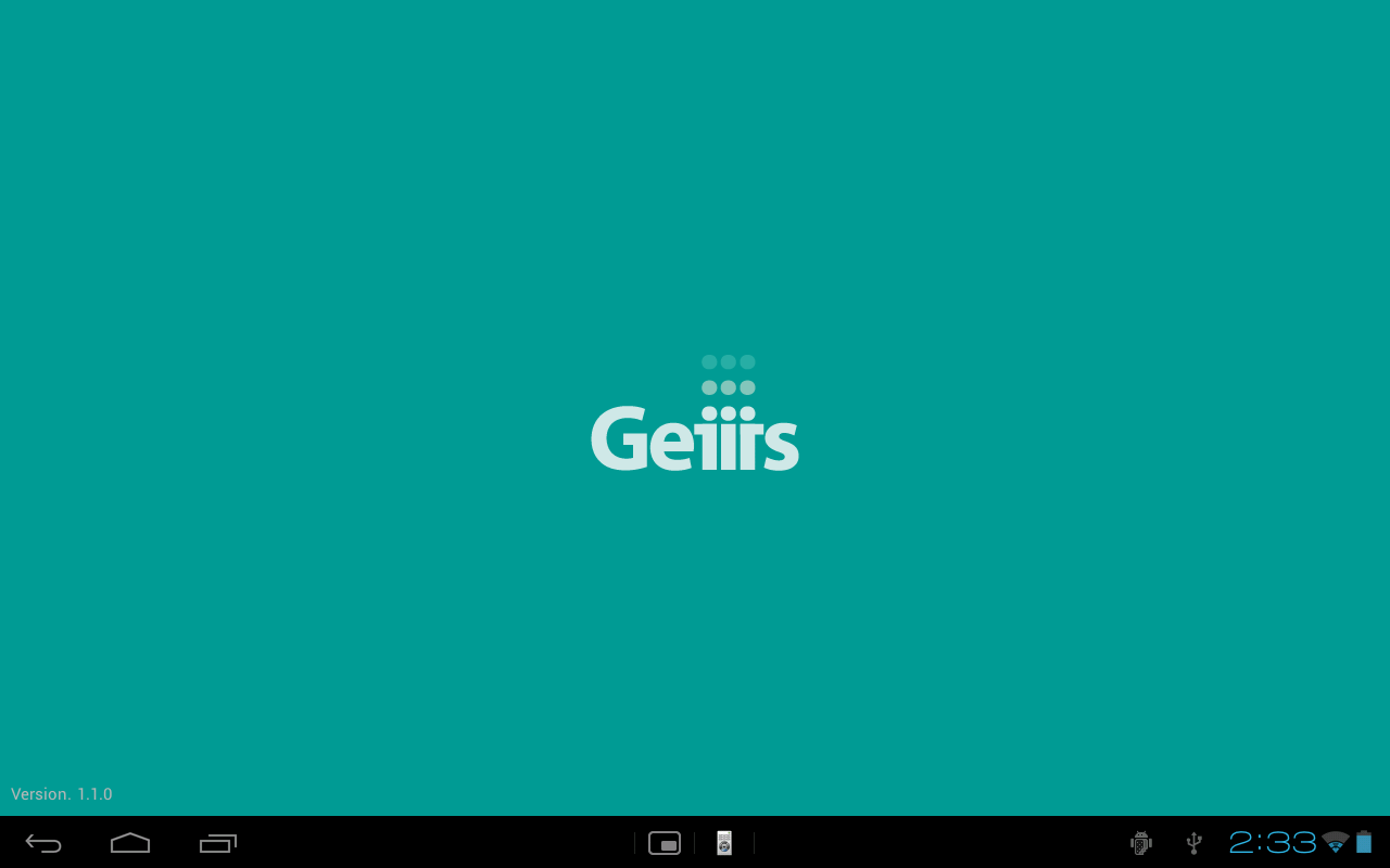 Getits- screenshot