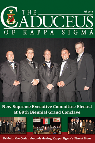 The Caduceus of Kappa Sigma- screenshot