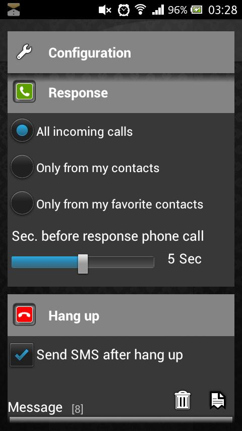 Domodomo - Serving your calls- screenshot