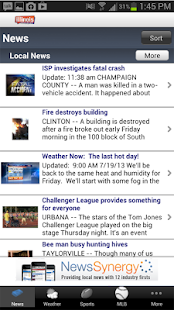 Illinoishomepage Mobile - screenshot thumbnail