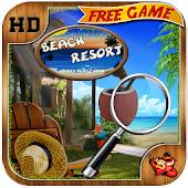 Beach Resort New Hidden Object