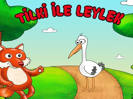 Turkcell Çocuk Tilki Ve Leylek