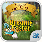 Hidden Objects Dreamy Easter