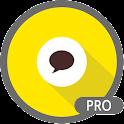 빠른 카톡 Pro - 카카오톡 간편 답장 어플 icon